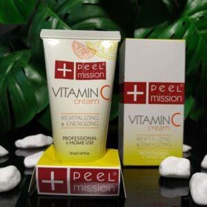 Krem Vitamina C peel mission